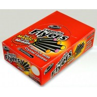 Maxilin Giant Flyers Liquorice Retro Candy Spanish Favourites Box Of 40  NEW